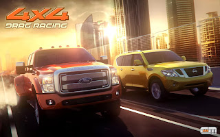 Drag Racing 4x4 v1.0.13 Apk Mod Unlimited Money