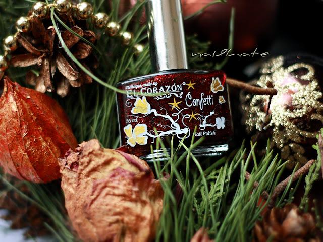 El Corazon Confetti 525a