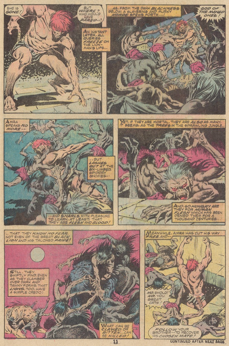 Conan the Barbarian (1970) Issue #63 #75 - English 8