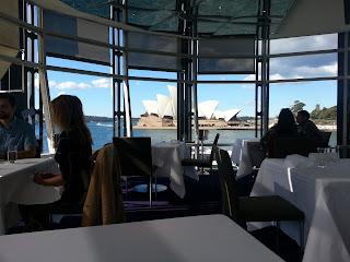 Interior Quay Restaurant, Sydney