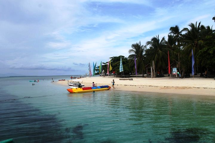 Puerto Princesa City Philippines  City new picture : ... in the Philippines: Pandan Island, Puerto Princesa City, Palawan