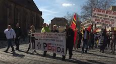 Γερμανία: Πορεία διαμαρτυρίας του κινήματος PEGIDA