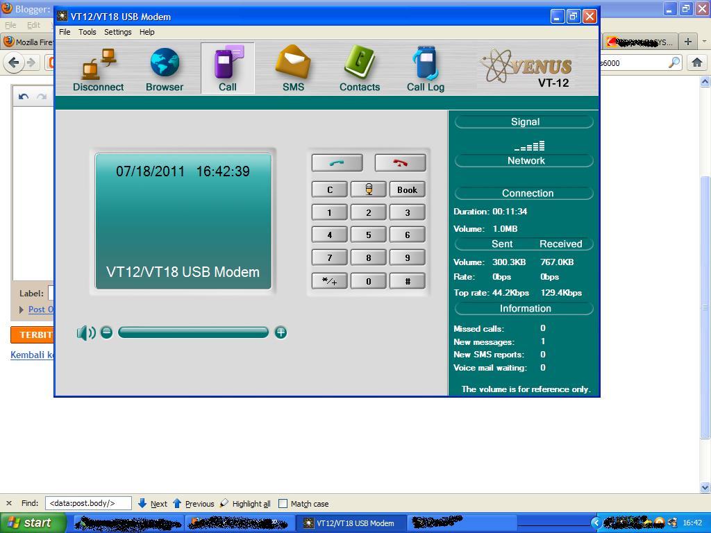 Cara Memperkuat Sinyal Modem Venus VT-12 CDMA Menjadi 5 ...