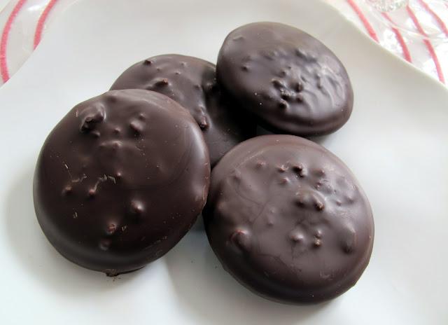 Sablés gianduja - La Pâtisserie des Rêves