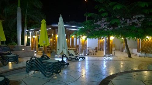 لقطة ليلية بجوال نوكيا لوميا 1020
