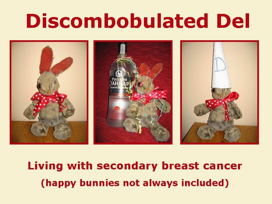 Discombobulated Del