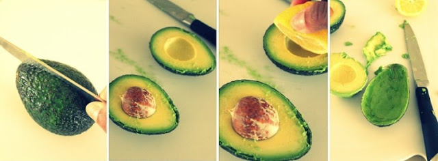 How to pit an avocade How to cut avocado