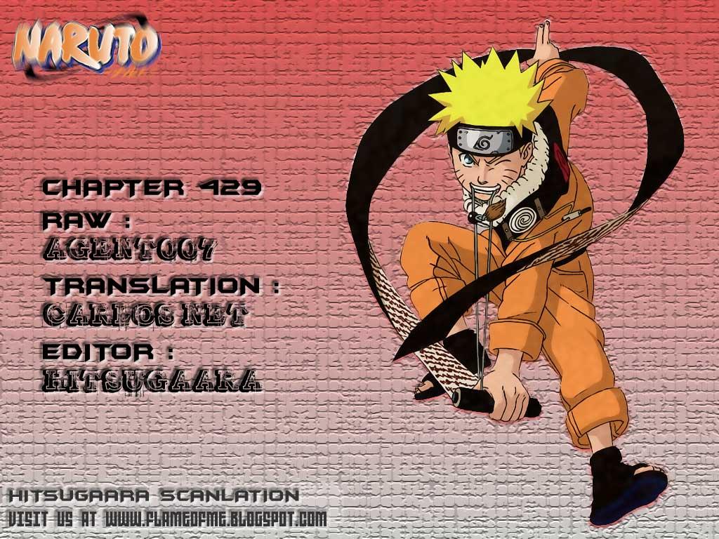 Naruto chap 429 Trang 16 - Mangak.info