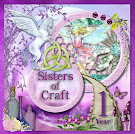 SISTERS OF CRAFT BADGE