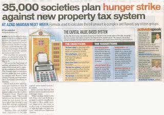 New Property Tax System in Mumbai