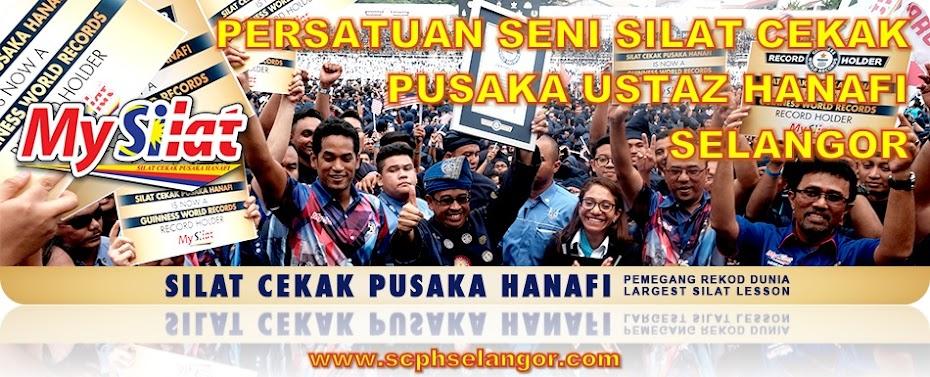 Silat Cekak Pusaka Hanafi Selangor