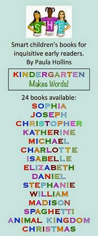 Kindergarten makes Words!