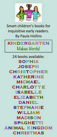 Kindergarten makes Words!