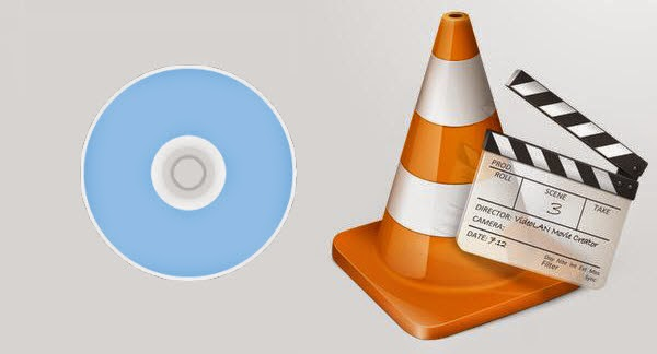 Put Blu-ray collection to VLC