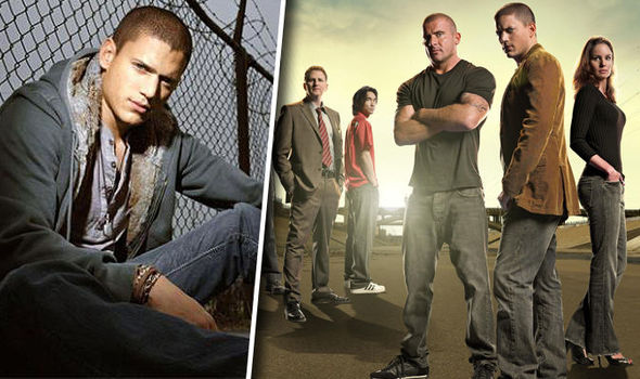 Fox CONFIRMA nova série com Wentworth Miller e Dominic Purcell