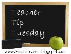 http://misslifesaver.blogspot.com/p/teacher-tips.html