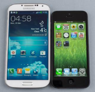 ¿Cual es mejor? iPhone 5 o Galaxy S4 ?