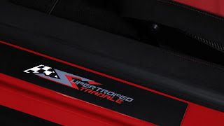 Lamborghini Gallardo LP 570-4 Super Trofeo Stradale Logo