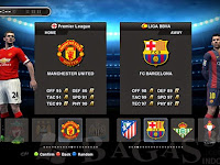 Download Update Kostum Pemain Musim 2014/2015