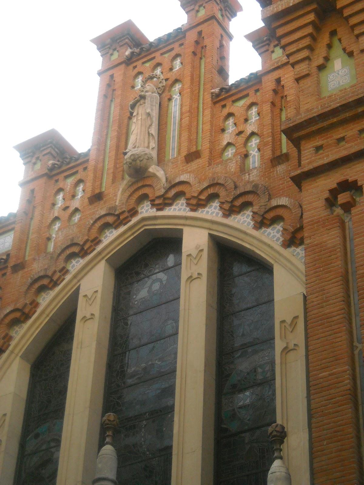 Iglesia de nuestra se ora de la buena dicha calle silva - Artesanos de madrid ...