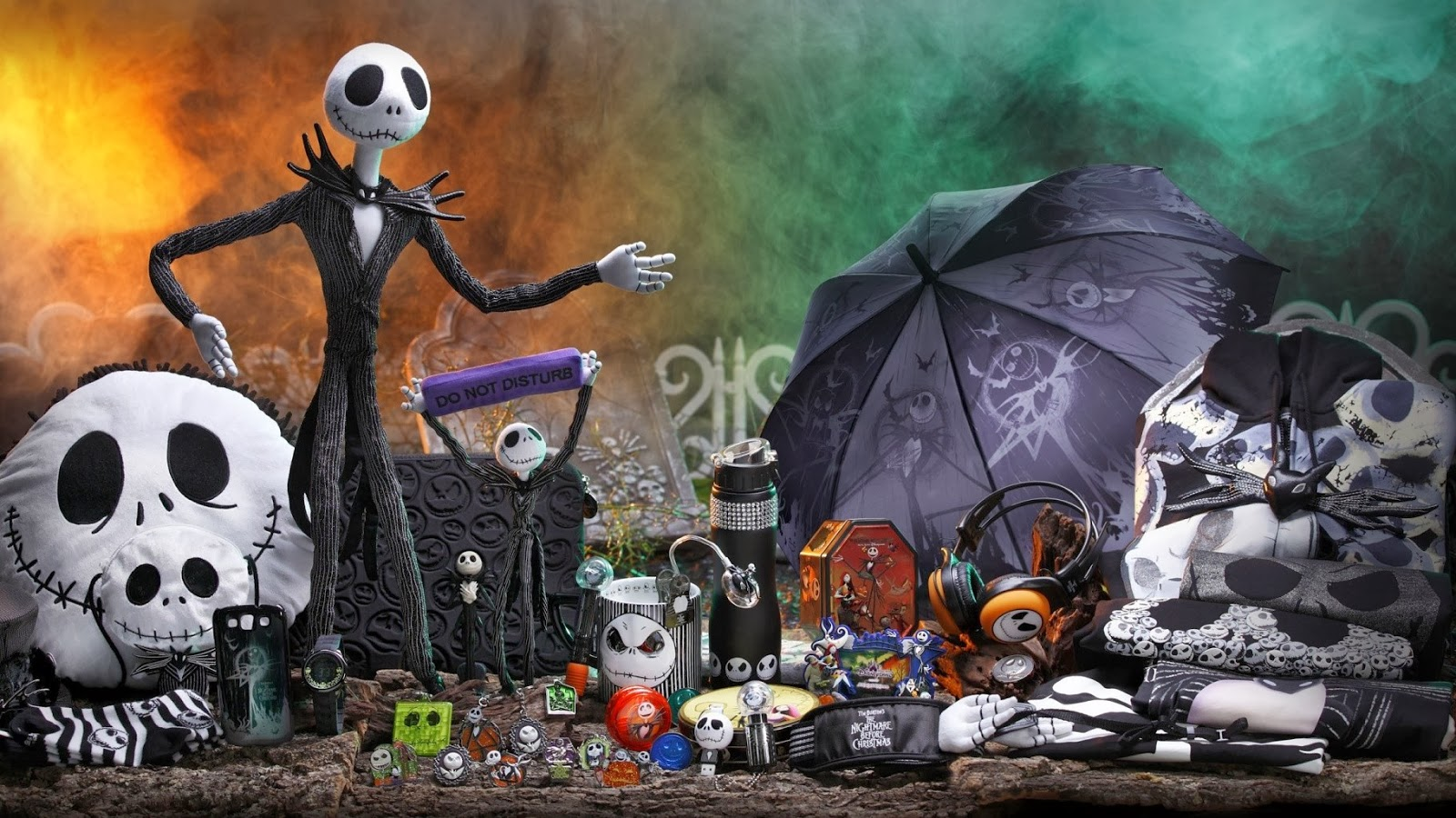 nightmare before christmas superb collection of hd wallpapers - Nightmare Before Christmas Backgrounds