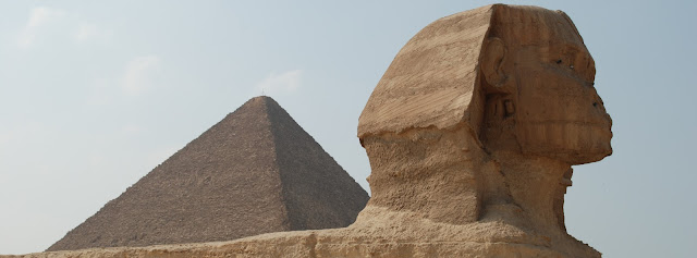 Facebook Cover Photo - Sphinx, Pyramid, Egypt