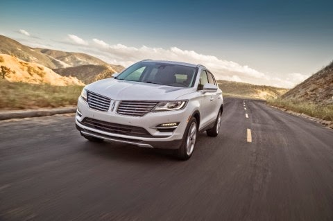 All-New 2015 Lincoln MKC is a Triple Threat