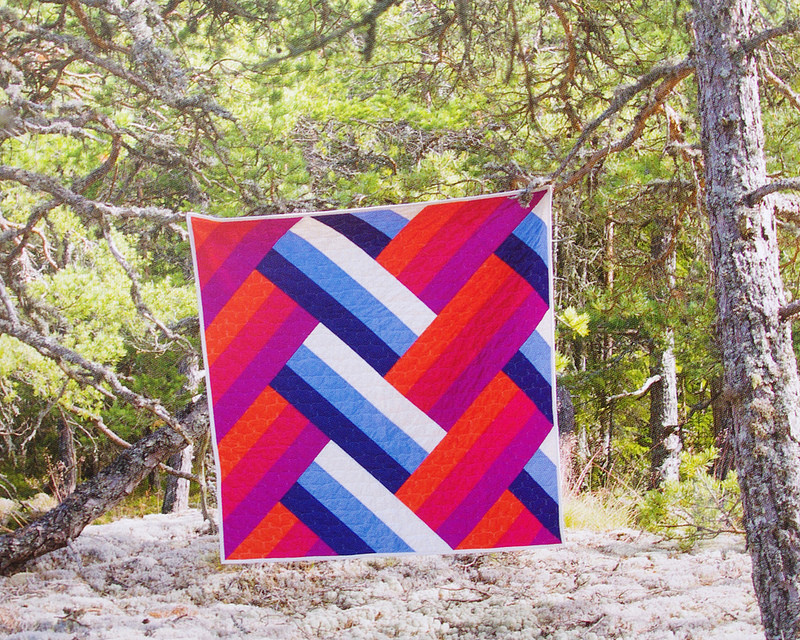 Quilt Local by Heather Jones - Indian Hill Quilt | Red Pepper Quilts 2015