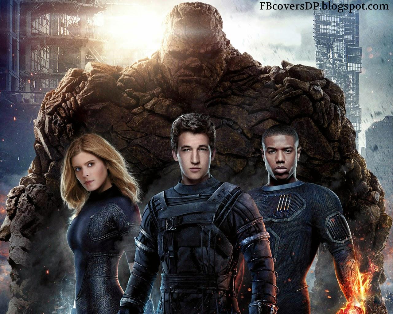 Fantastic Four 2015 Hollywood Movie Latest HD