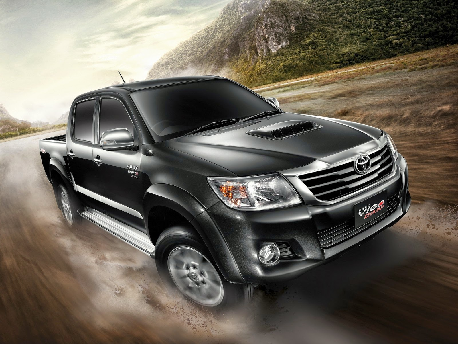 6 toyota hilux double cab a tough dependable and durable workhorse
