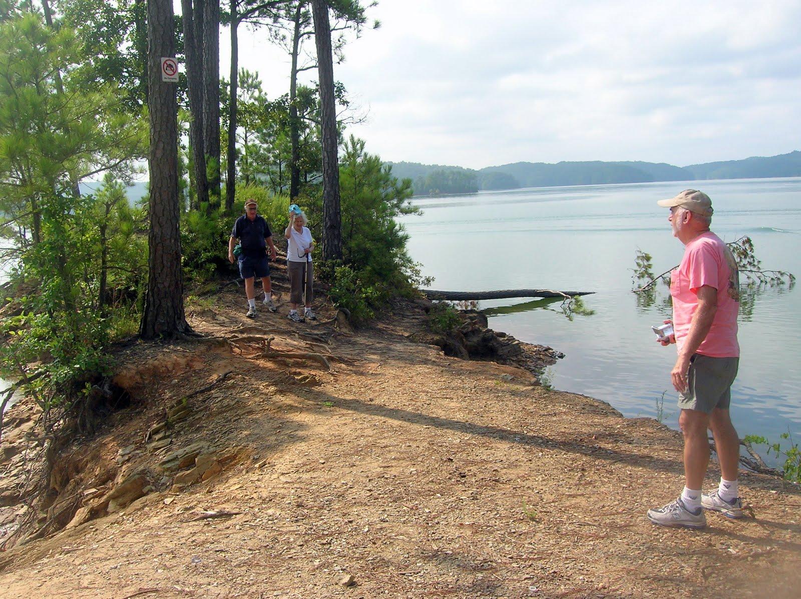 Sleeps Two Woodring Branch Carters Lake Georgia Observations