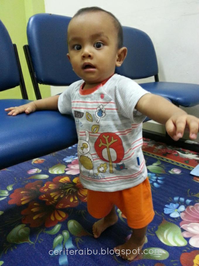 Fattah Anas dah 8 bulan