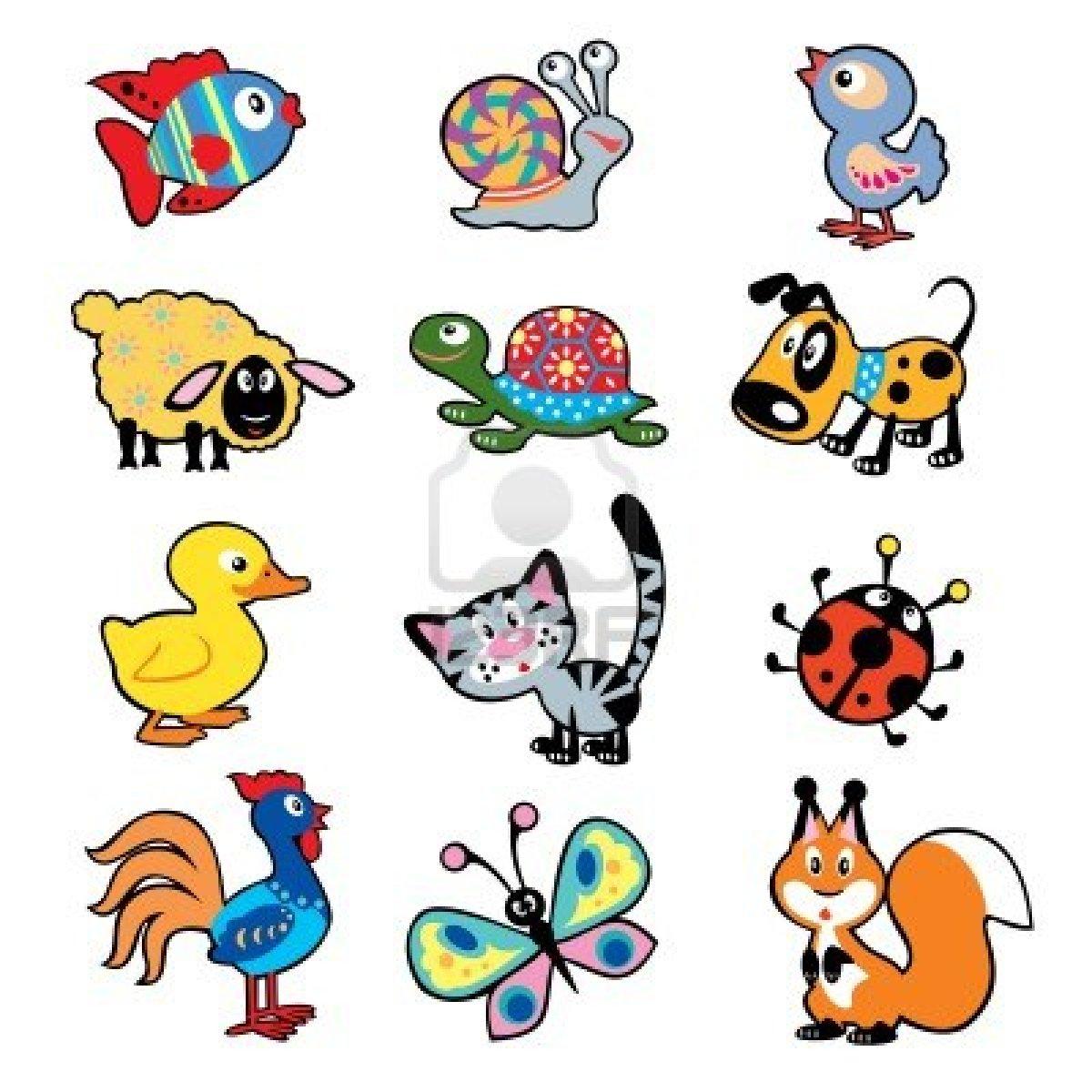 El mundo de los animales en educaci n infantil - Fotos de animales infantiles ...