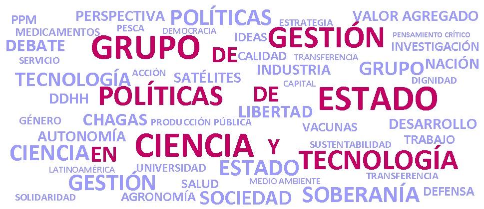 Grupo de Gestión de Políticas de Estado en Ciencia y Tecnología