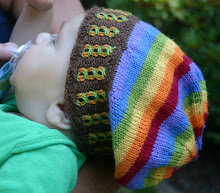 The Rainbow Warriors Hat
