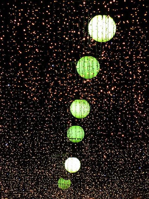 Holiday lights, via Ricasoli, Livorno