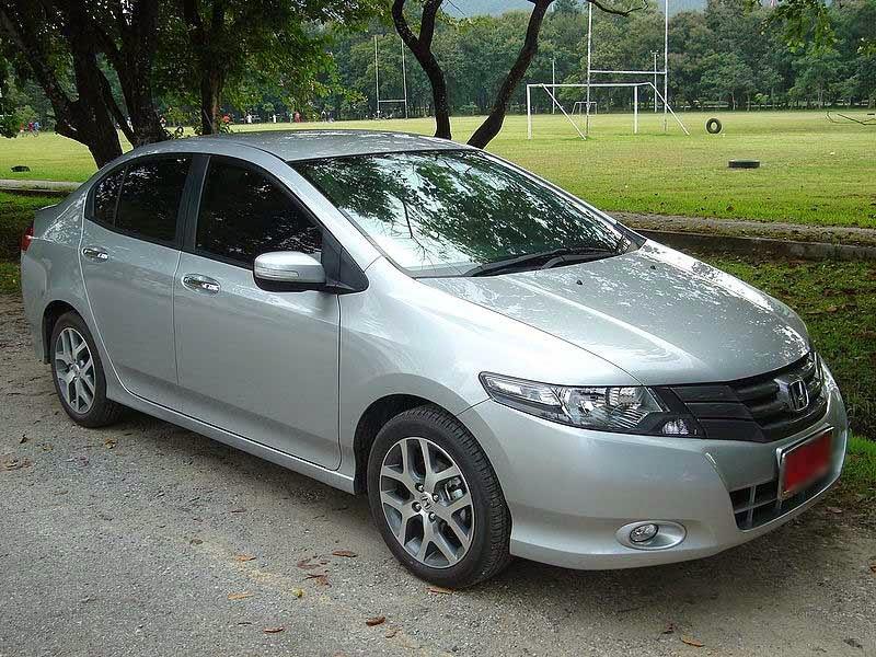 Modifikasi Mobil Honda City 2011