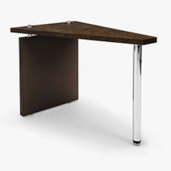 OFM Profile Series Wedge Table 2010