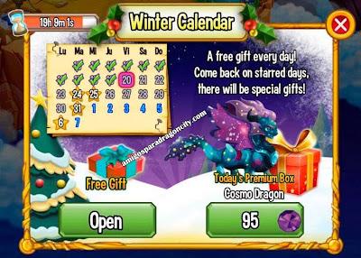 imagen del premium box del dragon cosmo