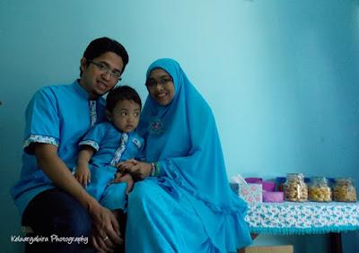 Cerita Lebaran Keluarga Biru