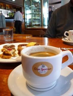 Café Solidario en el Bar Gran Sportman
