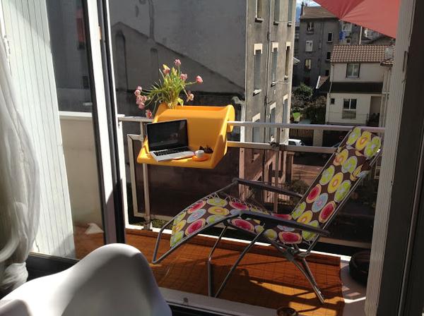 Balcony Table