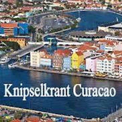 Knipselkrant Curaçao