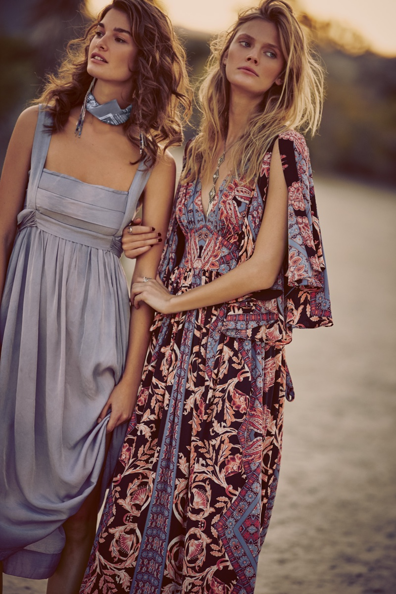 Free People January 2016 Lookbook