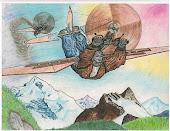 Flying Eddy