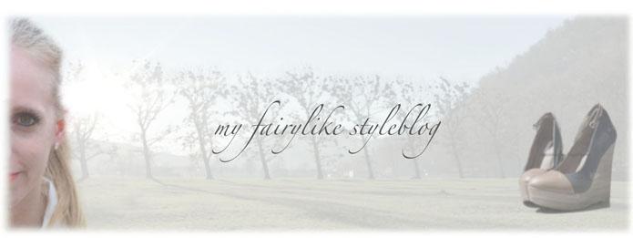 my fairylike styleblog