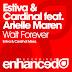 Estiva & Cardinal feat. Arielle Maren - Wait Forever (Lyrics)