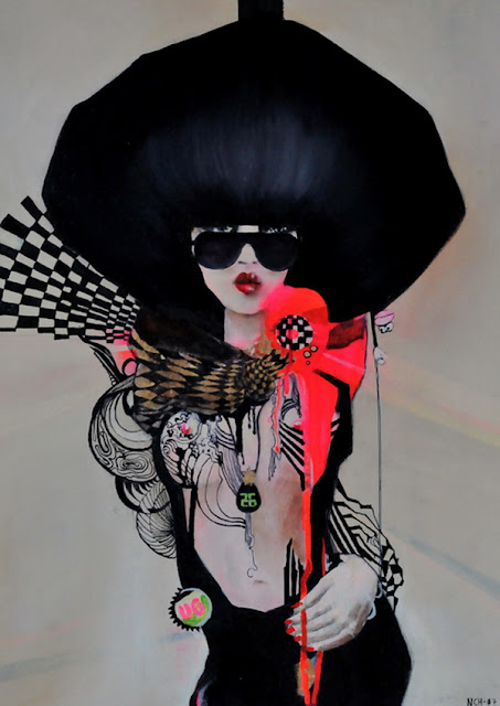 Spectacular Fashion Illustrations