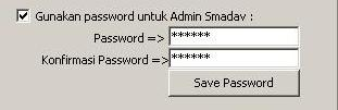 Cara Hack password Smadav