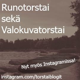 Torstaiblogit instagramissa
